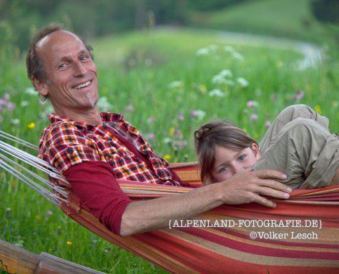 Armin Wenger am Mountainfloat © Volker Lesch