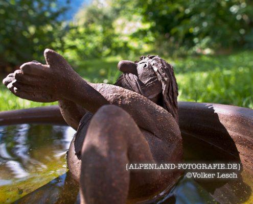 Floaten am Mountainfloat © Volker Lesch