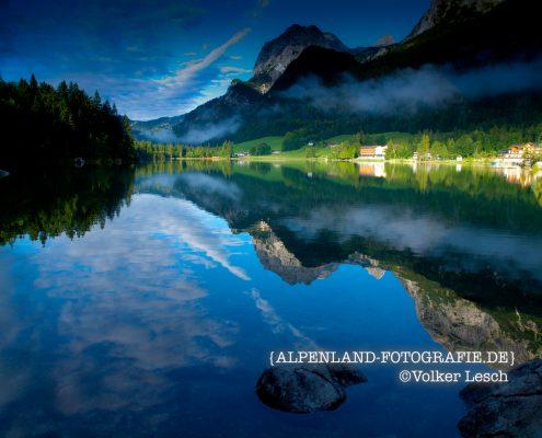 Hintersee © Volker Lesch Alpenland Fotografie