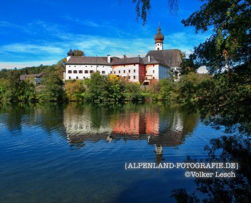 Kloster Höglwörth © Volker Lesch Alpenland Fotografie