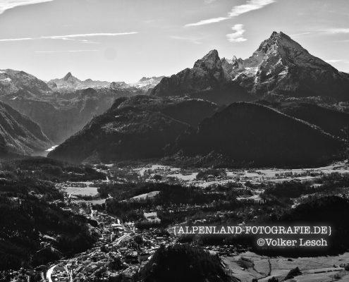 Watzmann Berchtesgaden © Volker Lesch