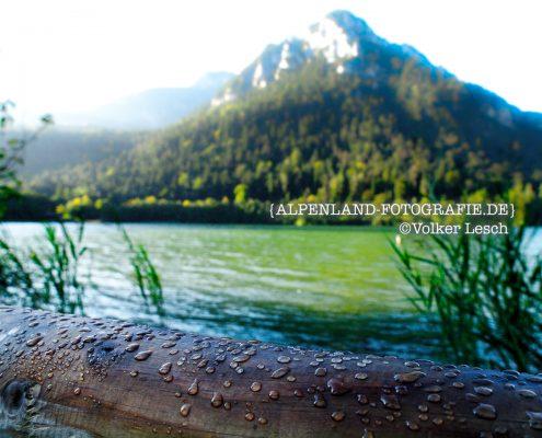 Der Thumsee © Volker Lesch - Alpenland Fotografie