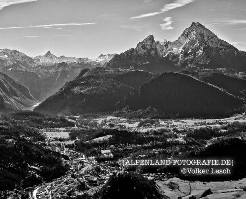Watzmann © Volker Lesch Alpenland Fotografie
