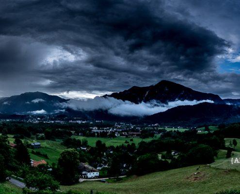 Untersberg Predigtstuhl Panorama @ Alpenland-Fotografie
